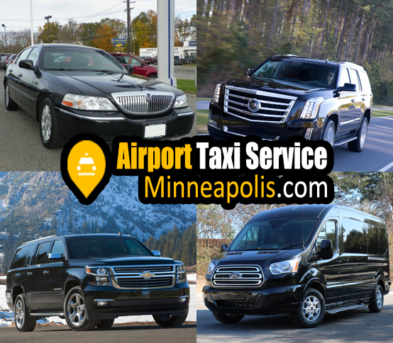 Airport Taxi Minneapolis Mn